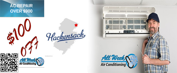 ac repairs Hackensack NJ