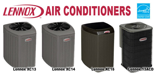 Lennox Logo Air Conditioning