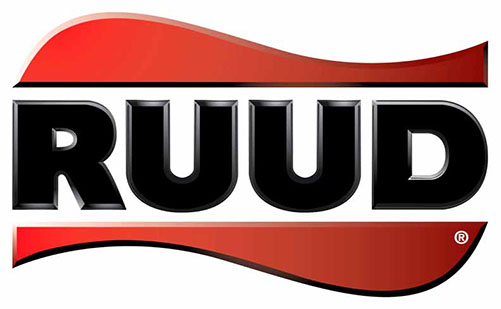 Ruud Logo Air Conditioning