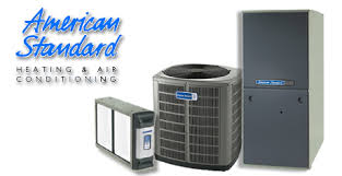 American Standard Logo Air Conditioning