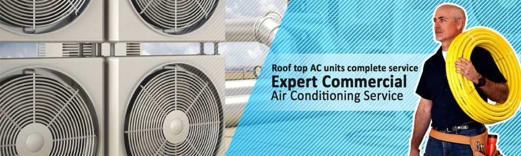 commercial air conditioning service nj