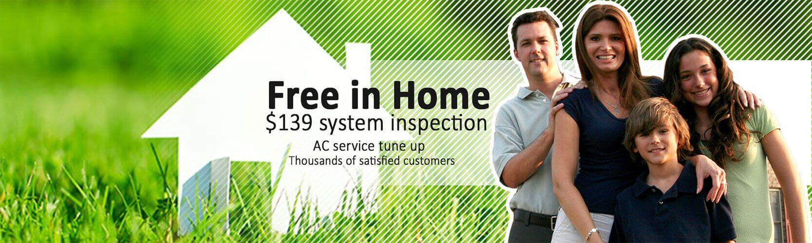 residential air conditioning service nj