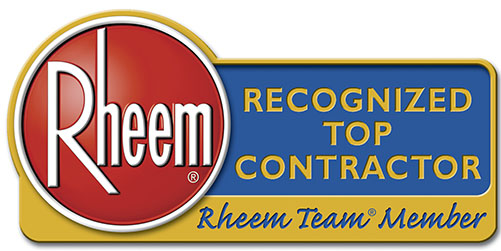 Rheem Logo Air Conditioning